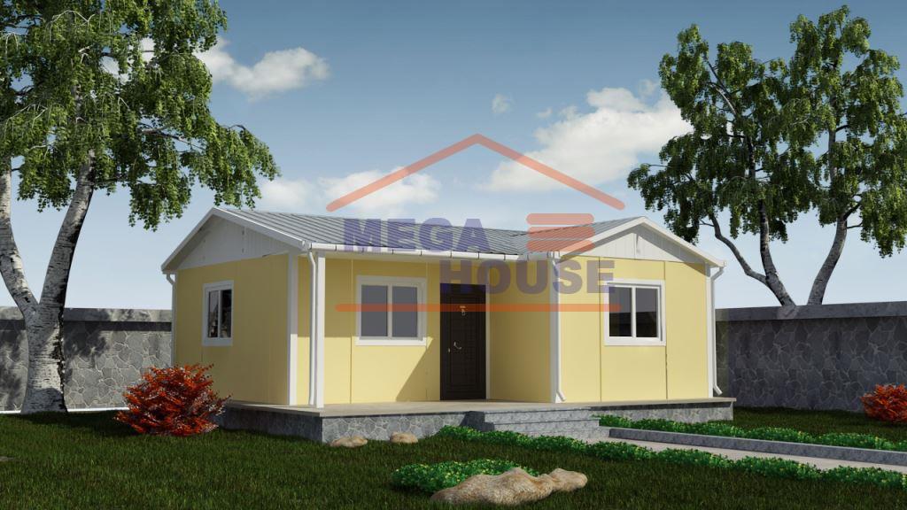 Albena сглобяеми къщи