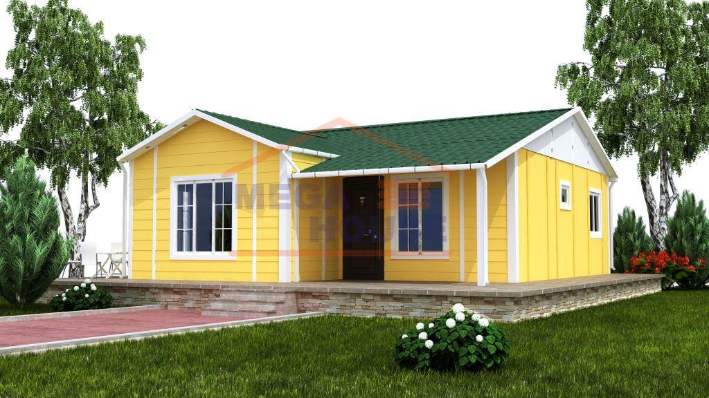 маргарита сглобяеми къщи 68 m2