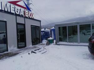 Офис контейнери Мега бокс